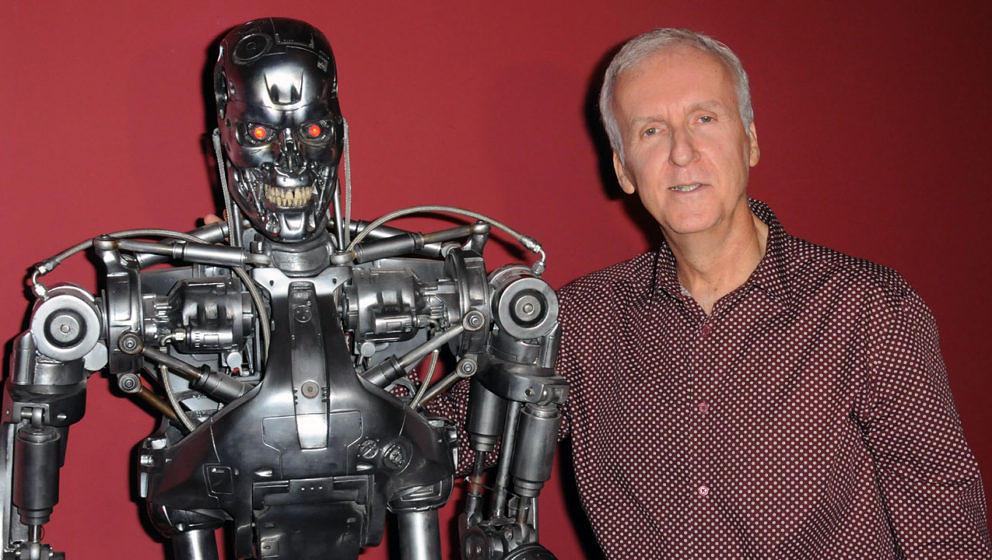 "James Cameron 2014 beim ""The Terminator 30th Anniversary Screening"""