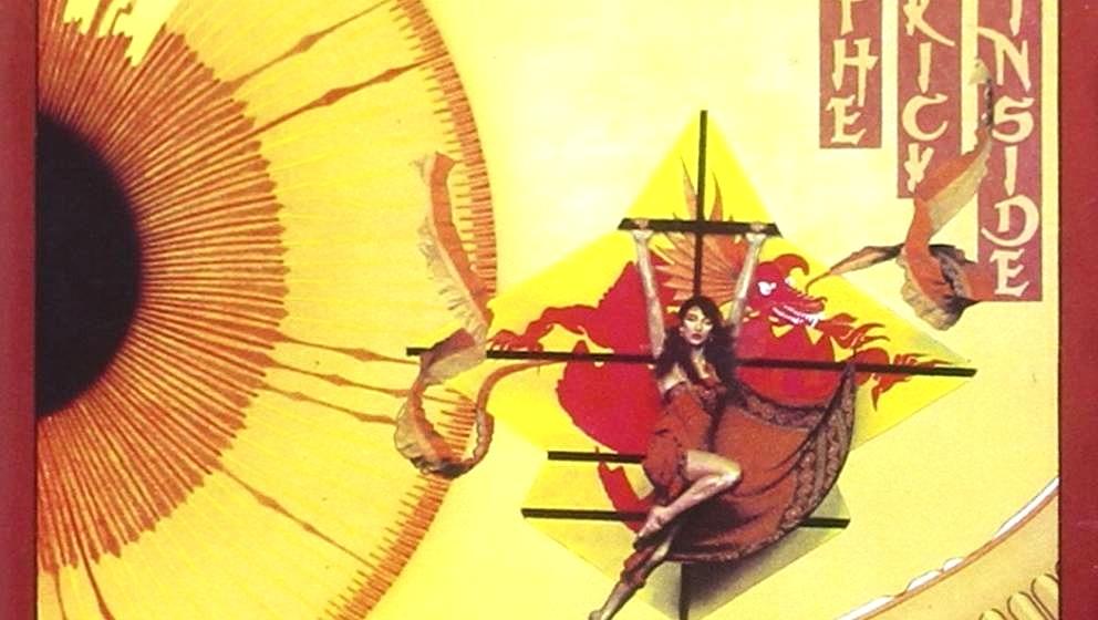 32: The Kick Inside - Kate Bush, EMI, 1978.  David Gilmour hatte die besten Sessionmusiker Englands ins Studio bestellt, trot