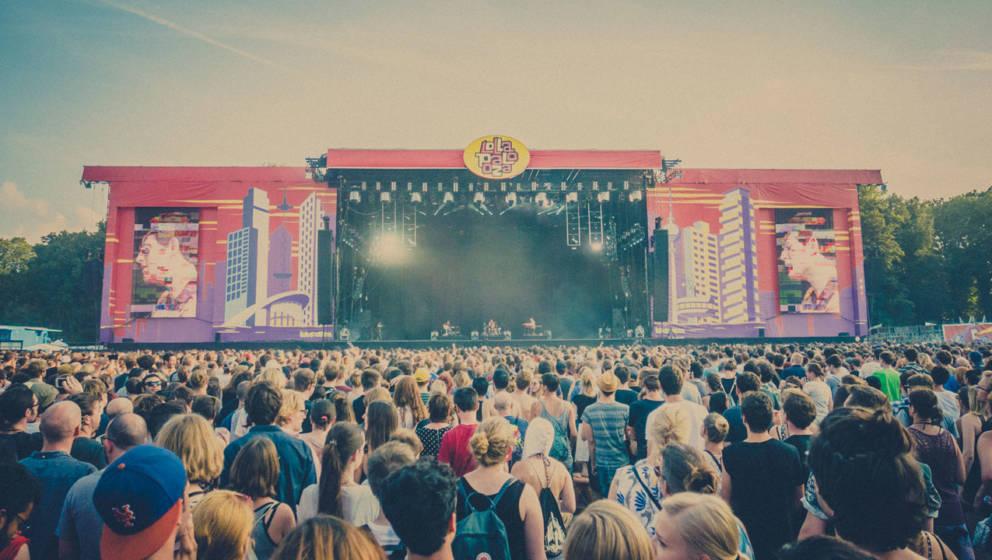 Lollapalooza 2017: Alle Infos zum Festival