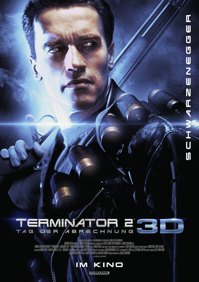 """""""Terminator 2: Tag der Abrechnung 3D"""" läuft ab dem 29.08.2017 im Kino."""