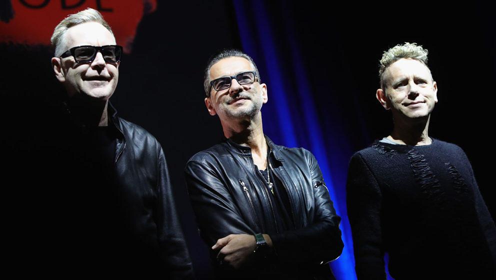 """Depeche Mode: Bald erscheint ihr neues Album """"Spirit"""""""
