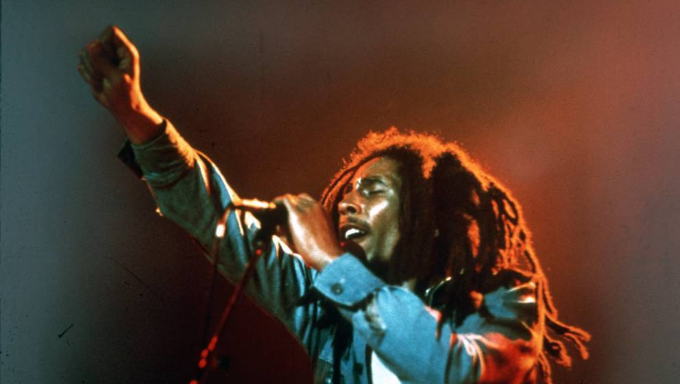 Bob Marley live 70er