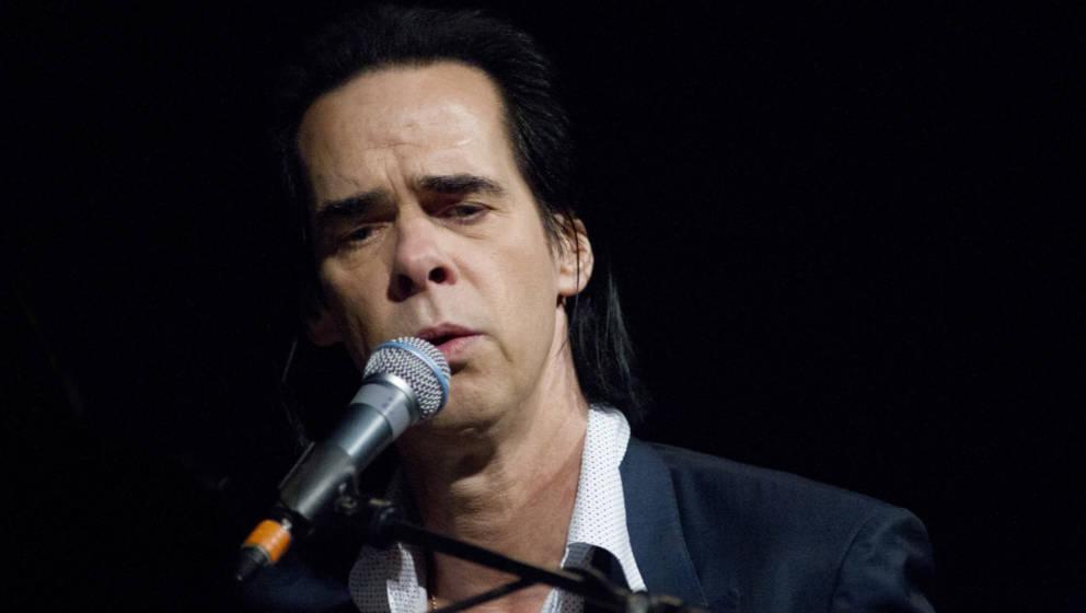 Nick Cave ist live immer wieder ein berückendes Erlebnis