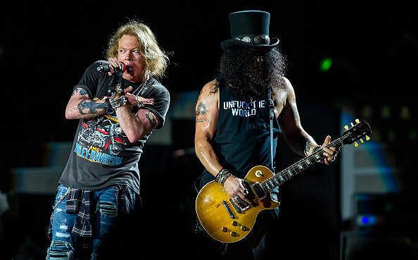 Guns N Roses Offizieller Rosenstrauss Zum Valentinstag