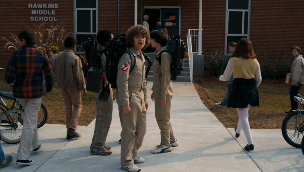 """Stranger Things 2"": Who ya gonna call?"