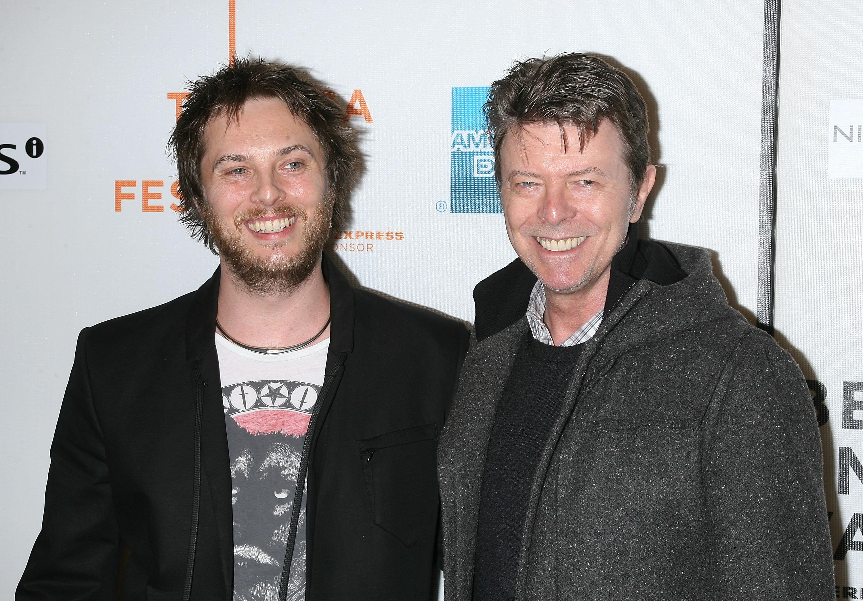Duncan Jones Wünscht Seinem Vater David Bowie Alles Gute Zum 71