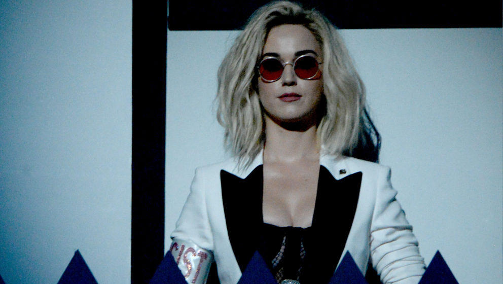 Katy Perry bei der Verleihung der Grammys 2017