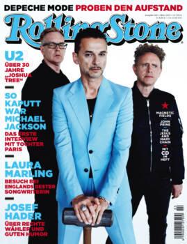 Rolling Stone im März 2017