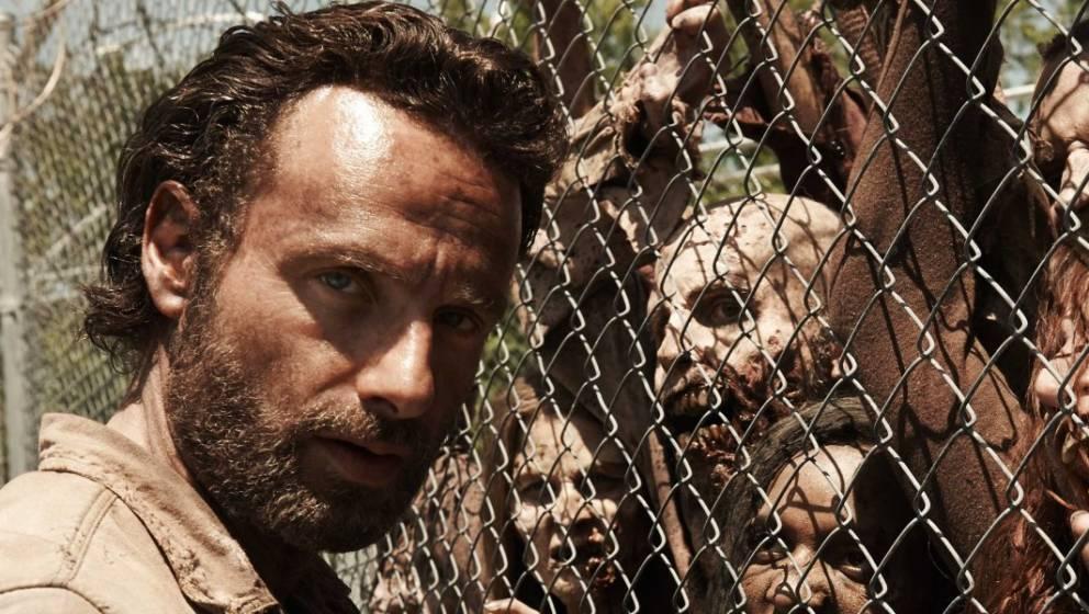 Rick Grimes in The Walking Dead