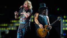 Guns N Roses Live In Hannover Konzert Nach Gewitter Fortgesetzt