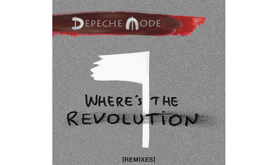 Depeche Mode Remixes Where's The Revolution
