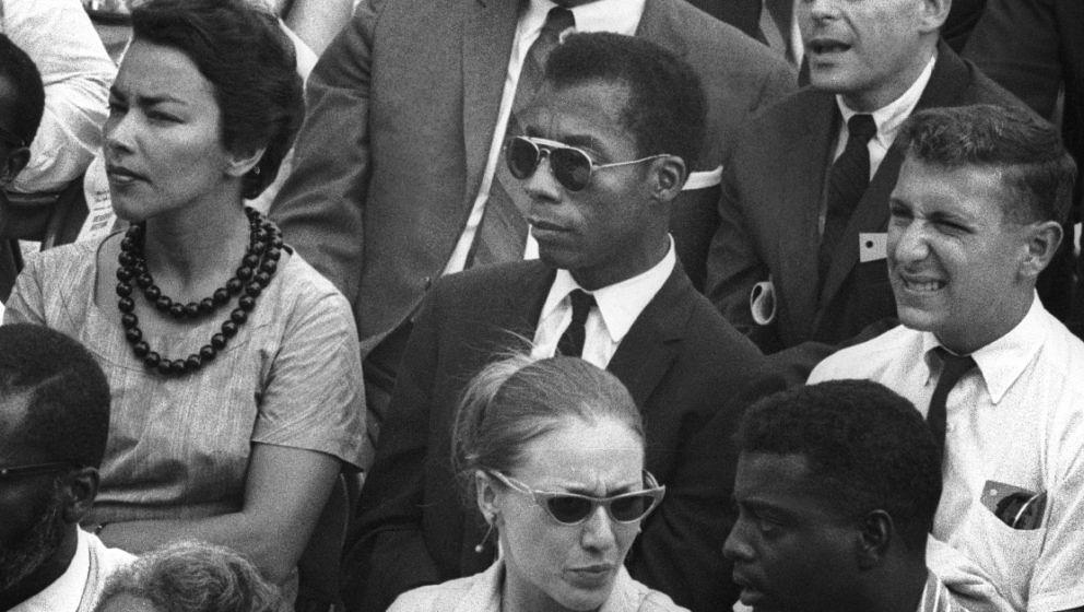 James Baldwin in dem Film 'I Am Not Your Negro'