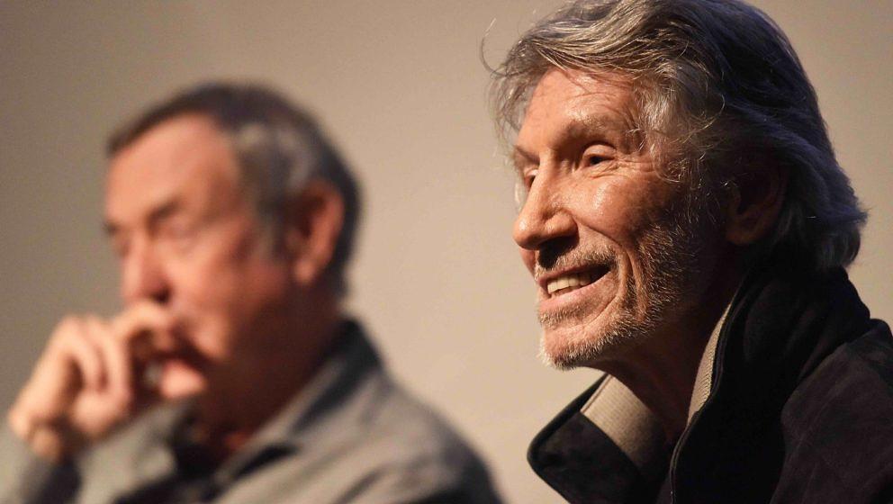 Nick Mason und Roger Waters sprechen über die 'Pink Floyd Exhibition: Their Mortal Remains'