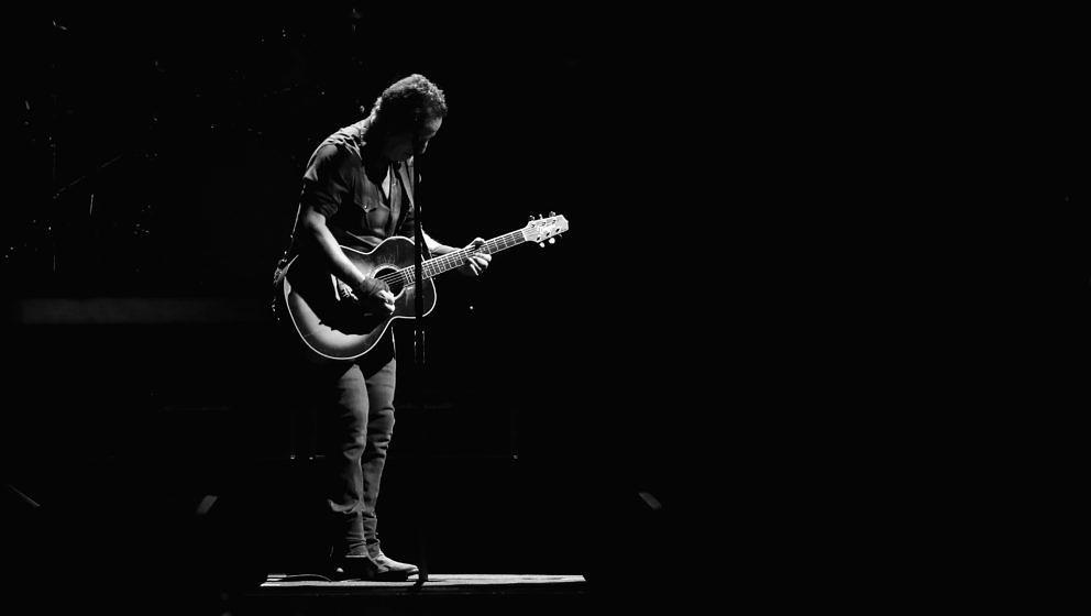 Bruce Springsteen live mit seiner E Street Band in Australien