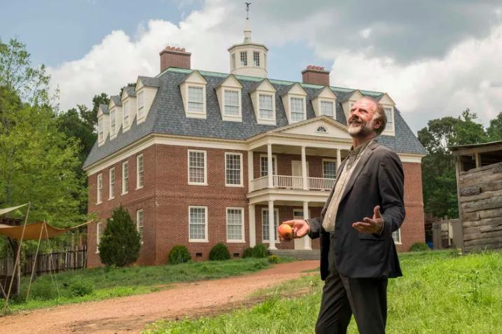 """Sparen bei """"The Walking Dead"""": Dieses Haus sieht schön aus - ist aber zum Teil nur Kulisse"""