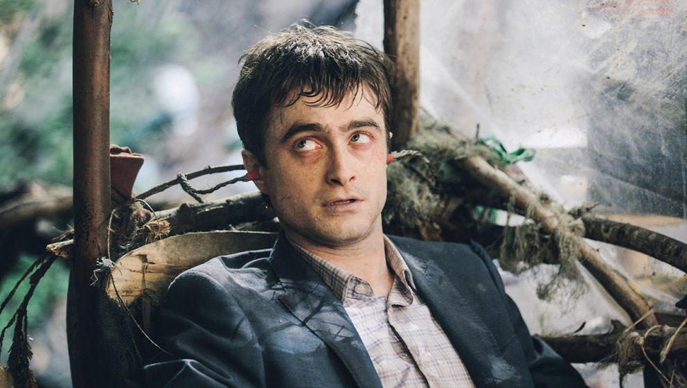 """Macht auch als Leiche eine gute Figur: Daniel Radcliffe in """"Swiss Army Man"""""""
