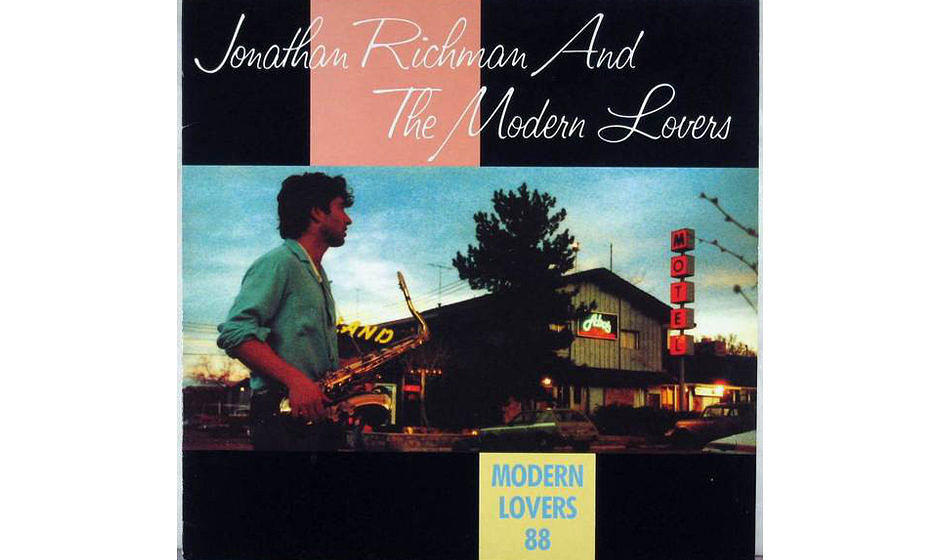 "Jonathan Richman & The Modern Lovers ‎– ""Modern Lovers 88"""