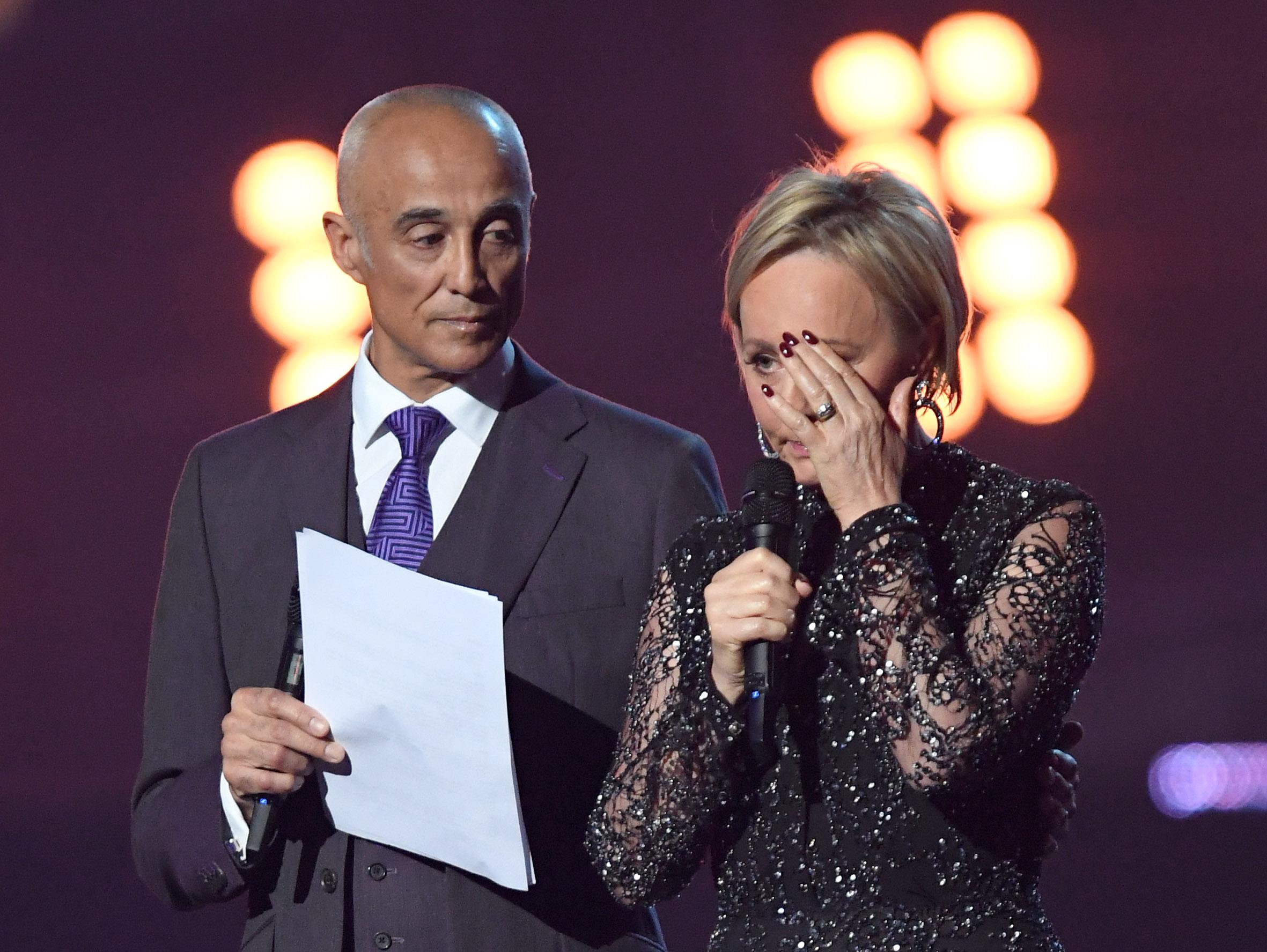 Tränenreiche Erinnerung an George Michael bei den Brit Awards 2017