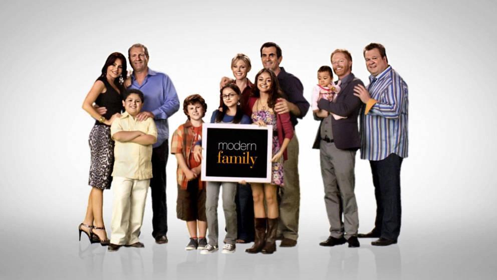 """Da waren sie noch schön jung: """"Modern Family"""""""