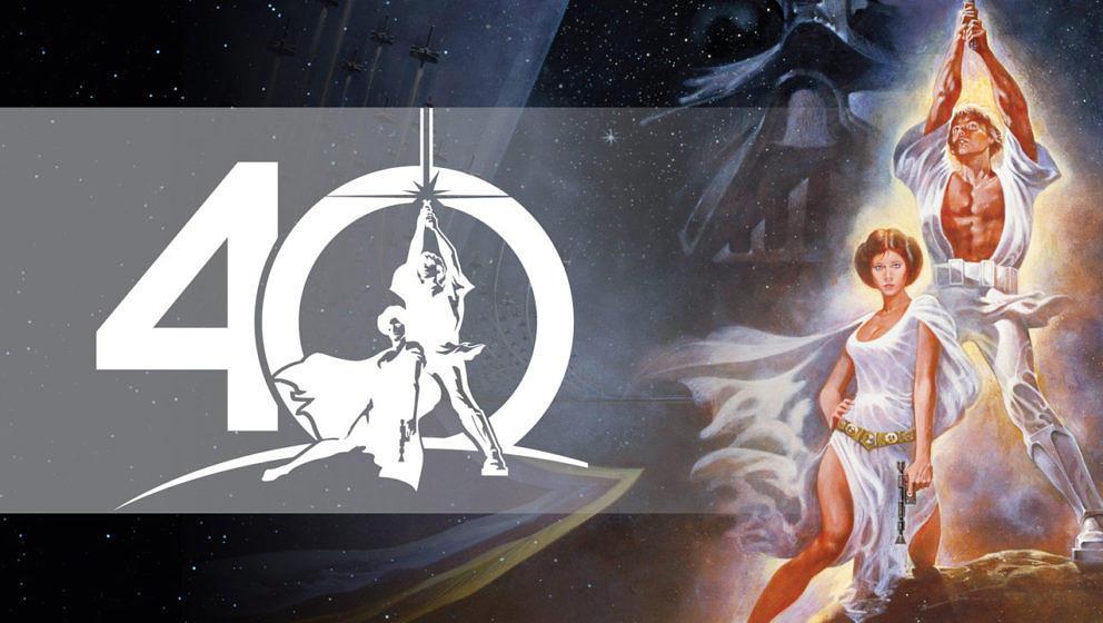 """""""Star Wars"""" wird 40"""
