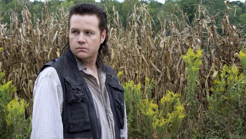 "Josh McDermitt als Eugene in ""The Walking Dead"""
