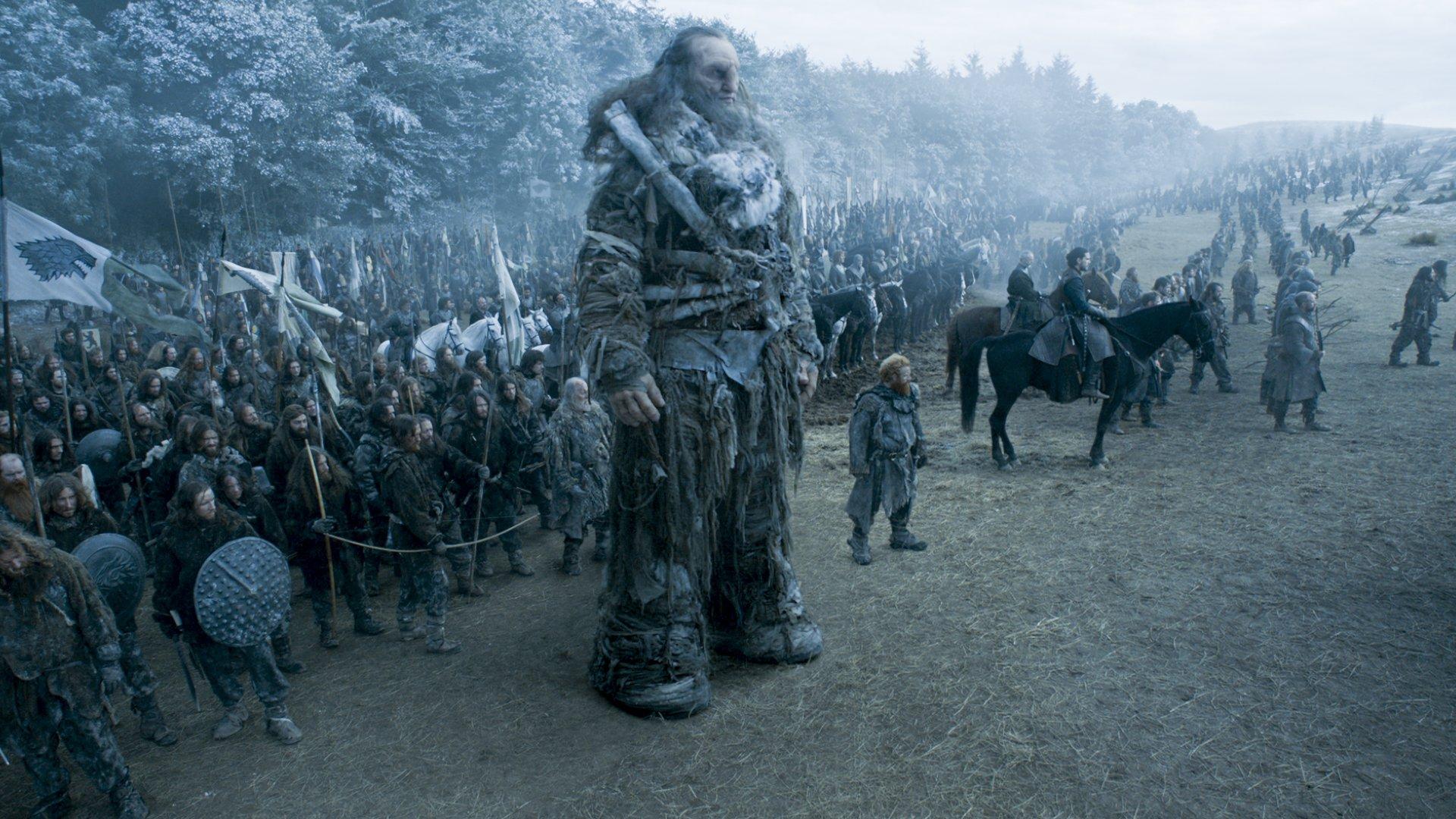 Game Of Thrones Riese Neil Fingleton Ist Tot