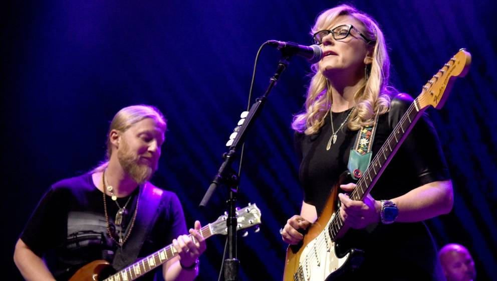Tedeschi Trucks Band live in Oakland