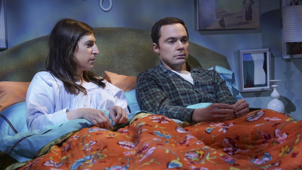 """""""The Big Bang Theory"""": Der Gehaltsunterschied zwischen Sheldon und Amy könnte größer nicht sein"""