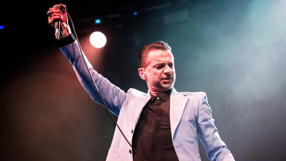 Dave Gahan hat verraten, dass Depeche Mode im Winter 2017 wieder nach Deutschland kommen