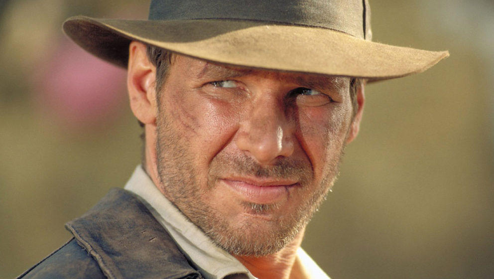 Harrison Ford ist Indiana Jones