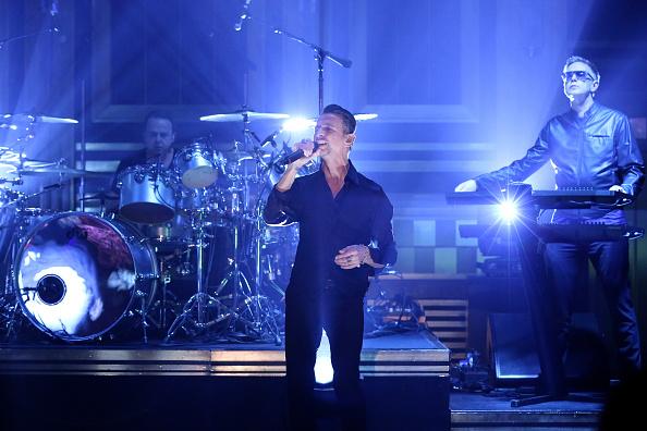 """Am Mittwoch (08. März) sind Depeche Mode zu Gast in der Internet-Sendung """"Times Talks""""."""