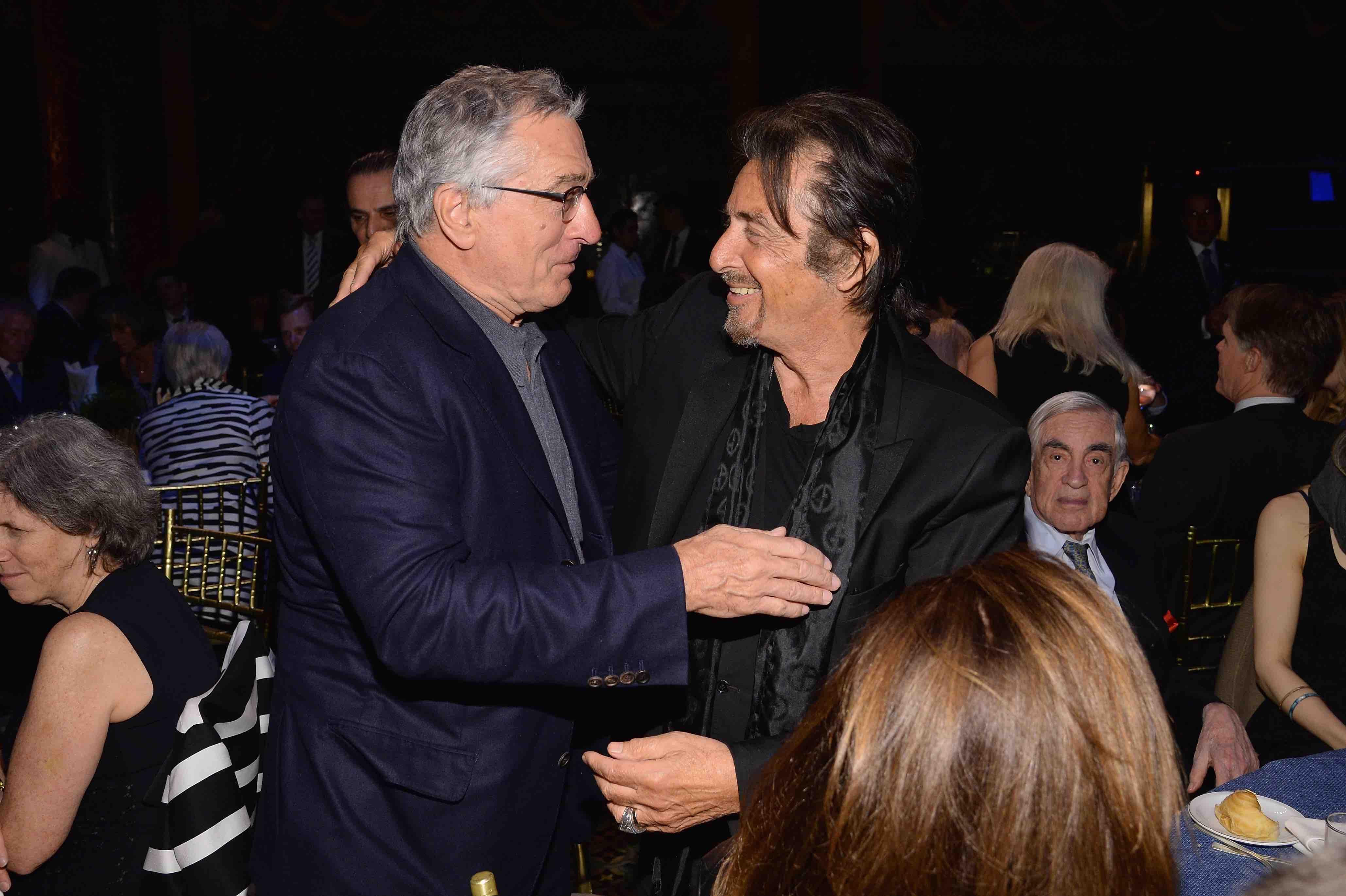 Der Pate Familientreffen Mit De Niro Pacino Und Coppola