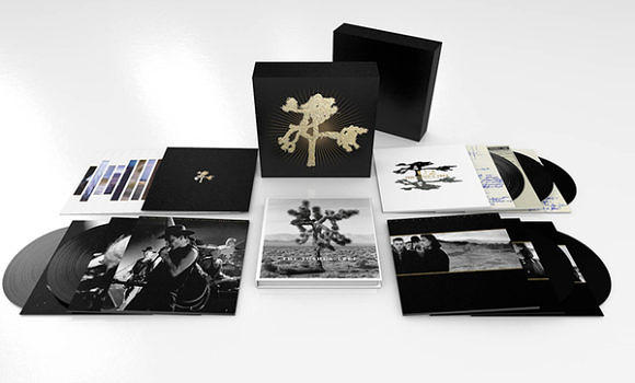 "Die ""30th Anniversary Edition"" von ""The Joshua Tree"""