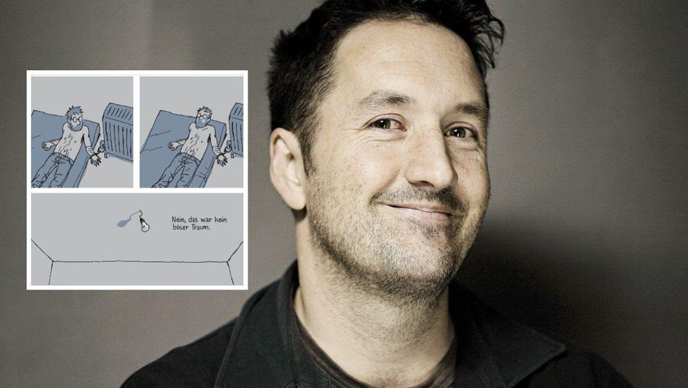 """Guy Delisle und sein neuer Comic """"Geisel"""""""