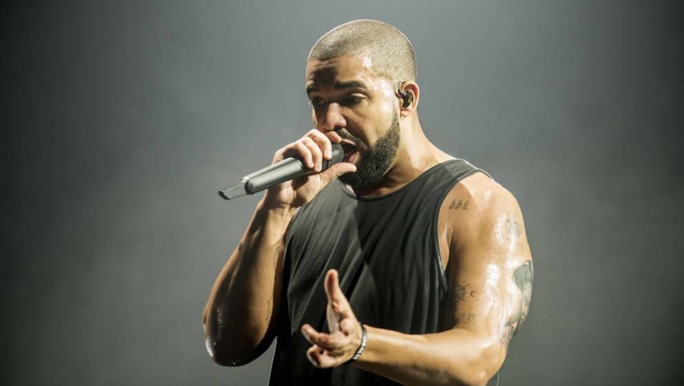 Drake hat anscheinend keinen starken Magen