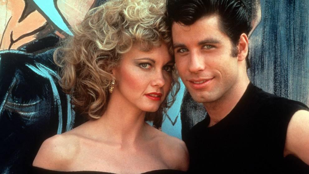 """Olivia Newton-John und John Travolta SIND """"Grease"""""""