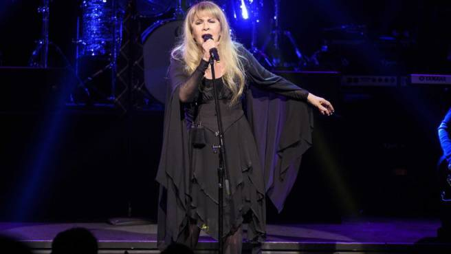 Stevie Nicks und Fleetwood Mac
