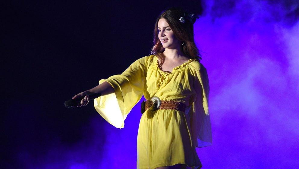 Lana Del Rey: Ihr neues Album erscheint noch 2017