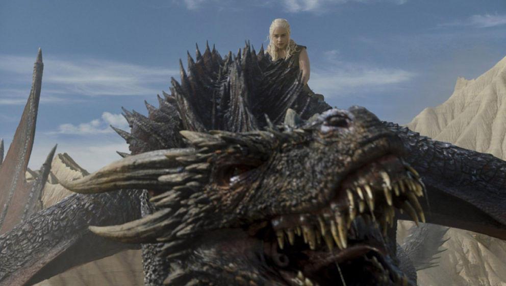 Reitet gerne Drachen: Daenerys Targaryen