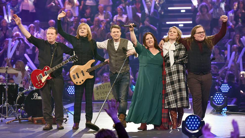 Als ob sie nie weg waren: The Kelly Family landet auf Platz 1 der Charts