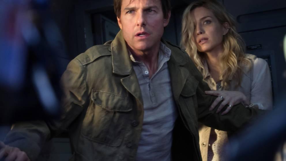 In 'Die Mumie' standen Tom Cruise und Annabelle Wallis gemeinsam vor der Kamera - wie sie nun verriet, gab es dabei eine Bedi