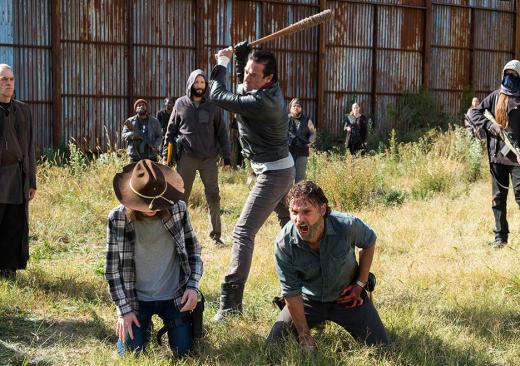 """Für Fans gibt es wieder gute Nachrichten vom Set von """"The Walking Dead""""."""