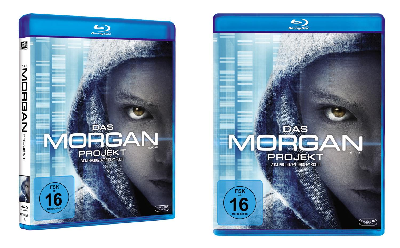 """Das Morgan Projekt"" - Blu-ray"