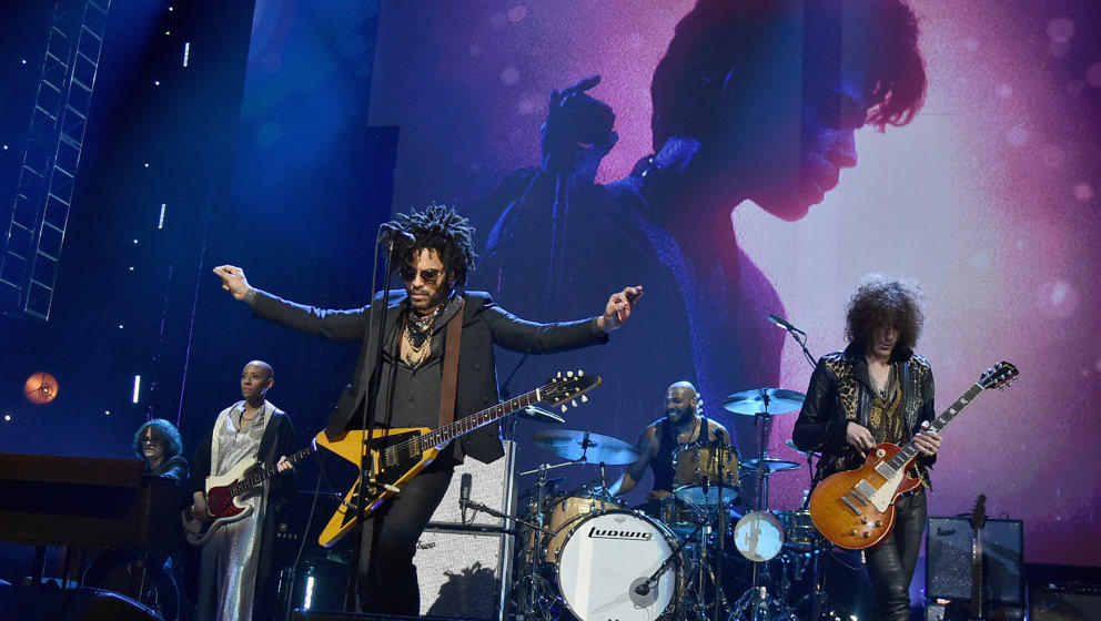 Lenny Kravitz verneigt sich tief vor Prince