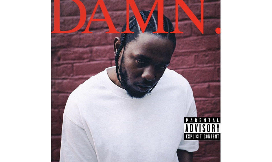 "Kendrick Lamar: ""Damn"". Empfohlen von Maik Brüggemeyer, Helena Düll und Sebastian Zabel."