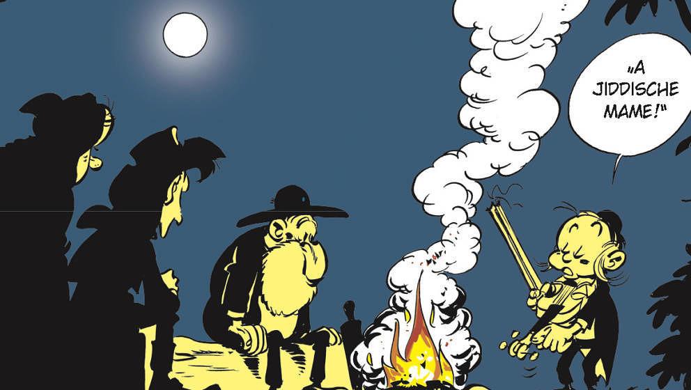 """Lucky Luke findet den Weg ins """"Gelobte Land"""""""