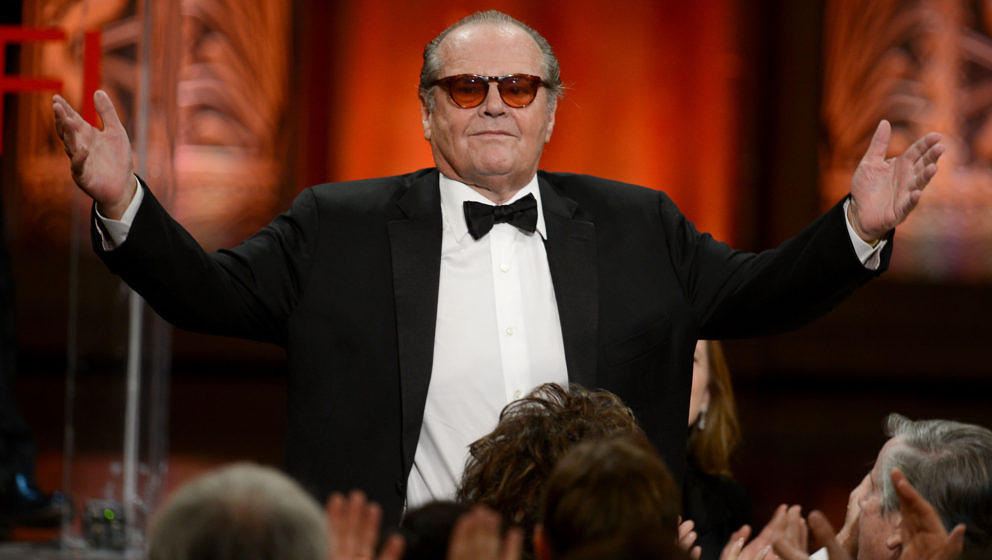 CULVER CITY, CA - JUNE 07:  Actor Jack Nicholson attends the 40th AFI Life Achievement Award honoring Shirley MacLaine held a