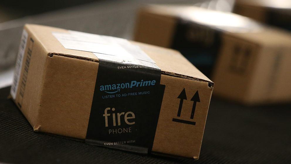 Millionen von Amazon-Paketen wandern Tag für Tag durch die Republik