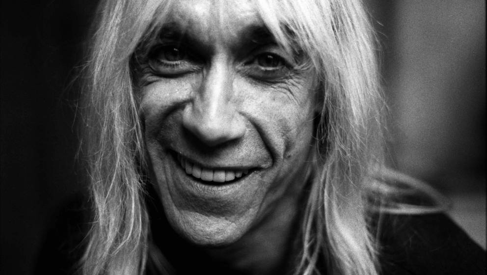 Iggy Pop, Chateau Marmont in Los Angeles, 1996