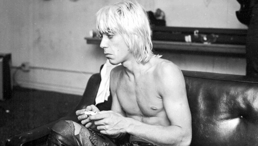 UNSPECIFIED - OCTOBER 30:  Photo of Iggy Pop  (Photo by Michael Ochs Archives/Getty Images)
